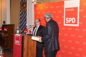 Impressionen vom Neujahrsempfang 2018 des SPD-Unterbezirks Eichstätt