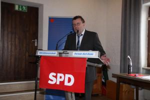 Impressionen vom SPD-Neujahrsempfang 2019