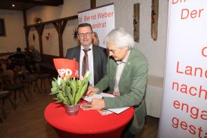 Impressionen vom Neujahrsempfang 2020 des SPD-UB Eichstätt