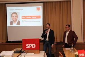 Impressionen von den Wahlkampfveranstaltungen der SPD Stammham im Gasthaus Schmid und im Gasthaus Wittmann