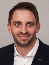 2. Daniel Huber, 36 Jahre, Referent für Digitalisierung und Datenschutz